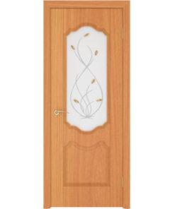 Двери МДФ с покрытием ПВХ  ПО Орхидея