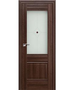 Двери из Эко Шпона Серия Х Классика модель 1Х
