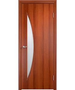 Двери из МДФ с ламинированным покрытием ПО Классика