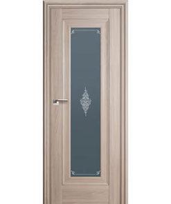 Двери из Эко Шпона Серия Х Классика модель 24 Х